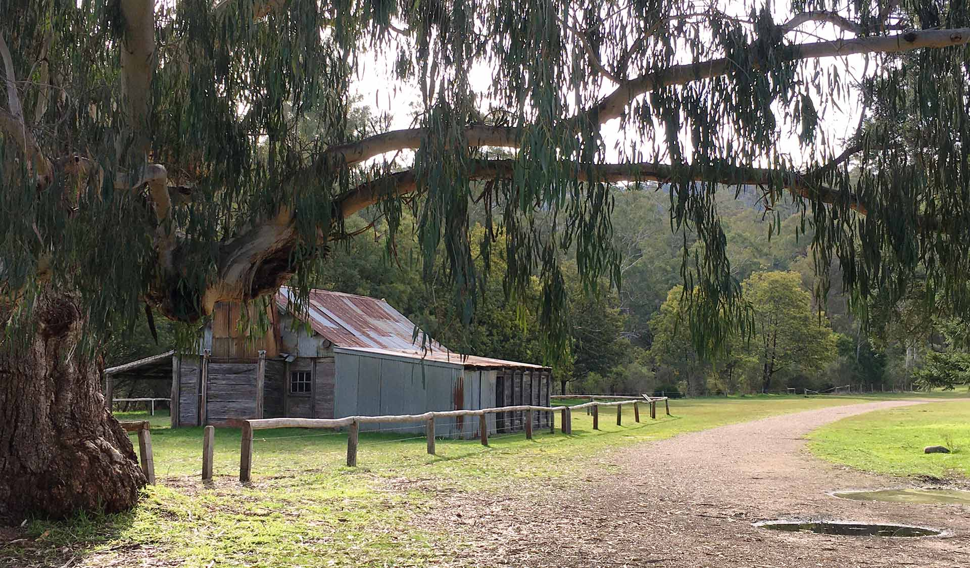 Fry's Hut, Howqua Hills Historic Area
