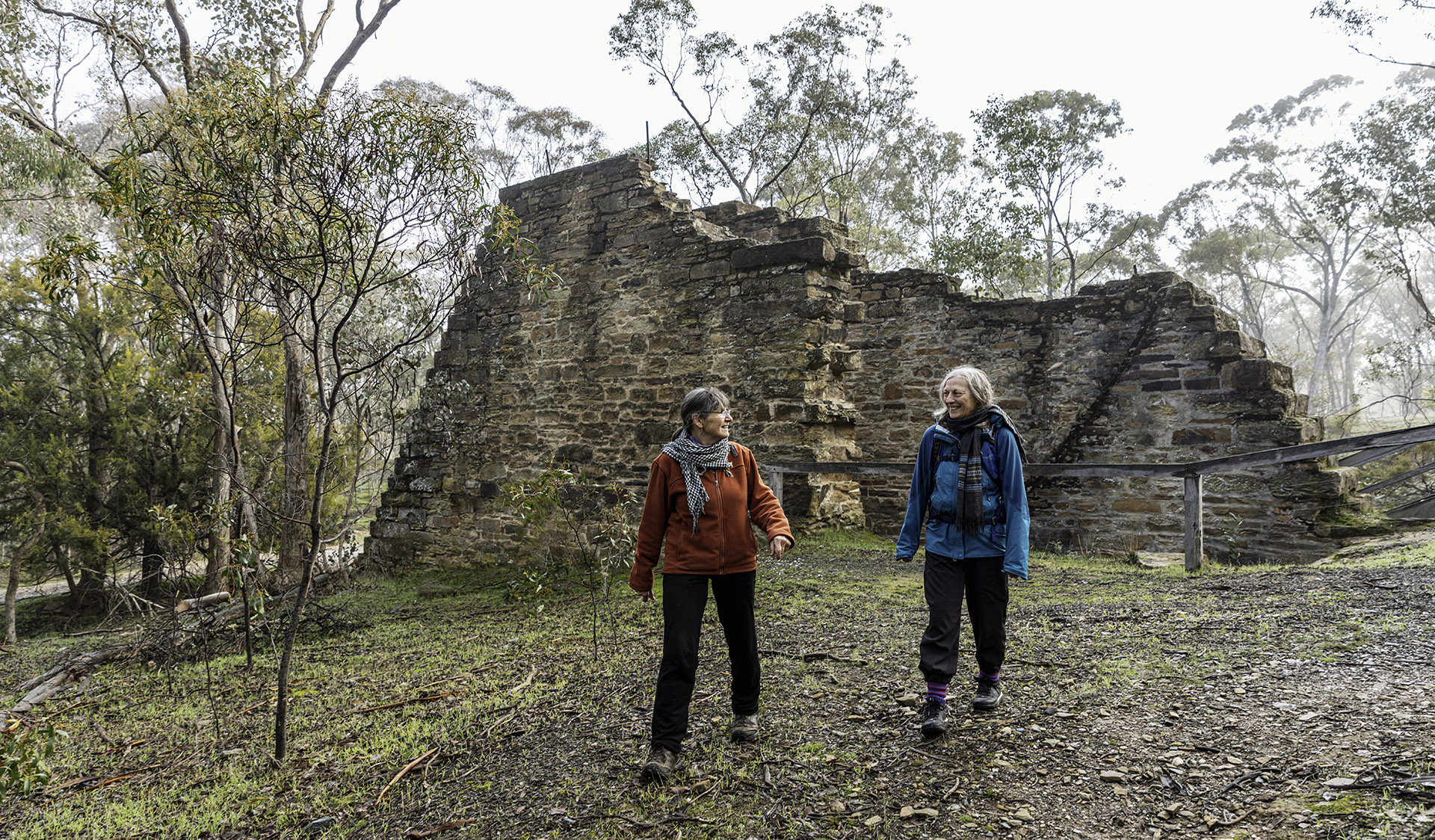 Discovery walks at Castlemaine Diggings National Heritage Park