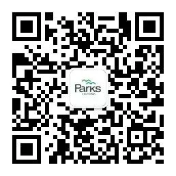 QR code for Parks Victoria on WeChat